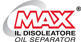 MAX Oil separator - The oil separator made in Italy