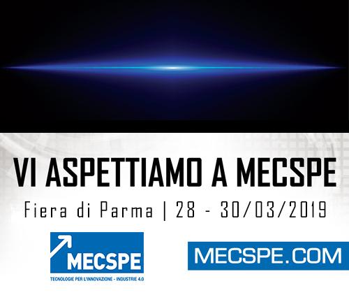 MECSPE 28-30 MARZO 2018